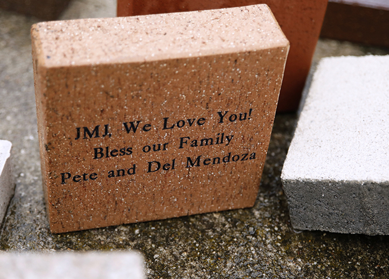 Blessing and Honor Brick